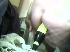 bottle in ass Thumb