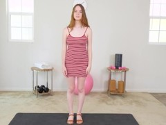 Fit18 - Hazel Moore - 54kg - Casting All Natural Teen Born On Y2K Thumb