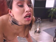BUSTY GIRL AT CZECH GANG BANG PARTY Thumb