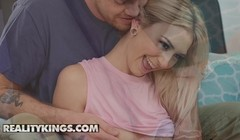 Reality Kings - Teens love Huge COCKS - Chloe Temple Kyle Mas Thumb