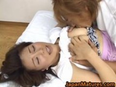 Horny Mature Mio Fujiki Goes Wild For part2 Thumb