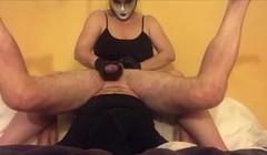 Kinky MILF Milking A Young Dude Thumb
