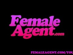 FemaleAgent Keen stud pesters agent into casting Thumb