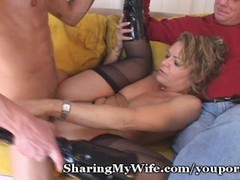 Mature Mommy Gets Young Cock Thumb