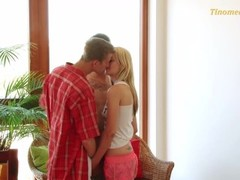 blond bisexual teens - young and horny Thumb