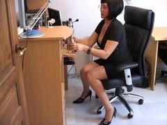 Milf secretary Thumb
