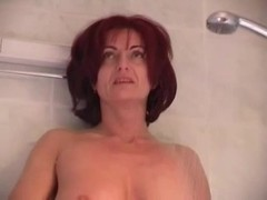 Redhead mature whore hungarian part 1 Thumb