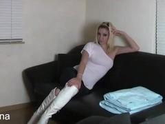 Hot Fiona - Abgefickt und reingespritzt Thumb