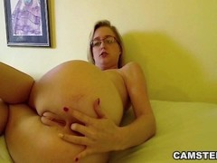 Petite Blonde first anal video Thumb