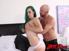 ZTOD - Jewish Girl Wants a Dick in Her Mouth Thumb