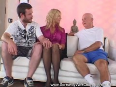 Swingtime For Sexy Blonde MILF Thumb