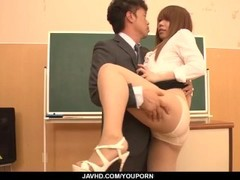 Iroha Suzumura loves fucking her teacher at school Thumb