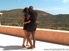 Ebony Couple Turns Into Pure Lust Thumb