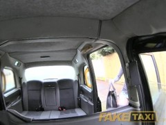 FakeTaxi Sexy blonde in rough anal sex Thumb