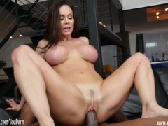 Kendra Lust fucked by monster black cock until it cums Thumb