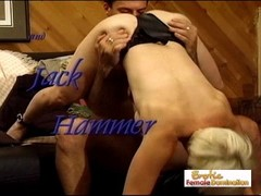 Horny Bitch Likes To Dominate Her Man Thumb