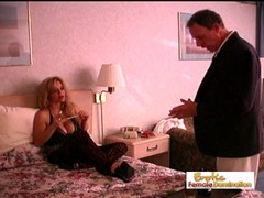 Room Service Guy Learns His Lesson The Hard Way Thumb