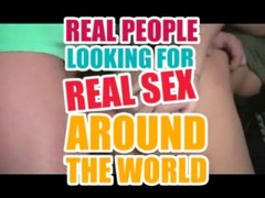 Amateur anal creampie Thumb