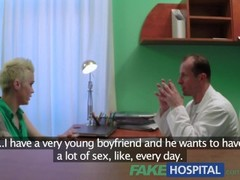 FakeHospital Busty tattooed patient fucked hard Thumb