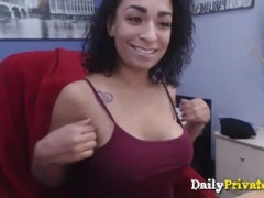 Exotic ebony girl next door Mia Rae Thumb