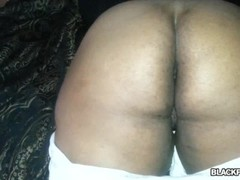 Big black butt wife gets fucked doggystyle Thumb