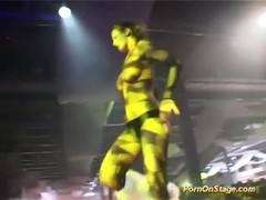 public porn shows on stage Thumb