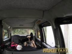 FakeTaxi Deep anal for lady with big tits Thumb