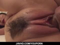 Sex on cam with brunette beauty, Lulu Kinouchi Thumb