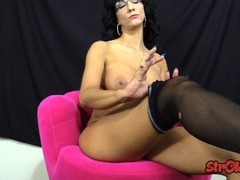Jessica Chase Cum on Glasses Thumb