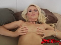 ZTOD - Anikka Albrite has a Big White Ass Thumb