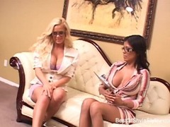 Shyla Stylez and Alexis Amore Enjoy Sex Thumb