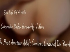 Homemade Petite Young Wife Anal Toys StripTease (Sexlifeofawife #2) Thumb