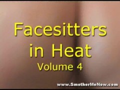 Facesitters in Heat - Volume 4 Thumb