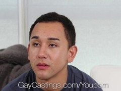 GayCastings - Casting Agent Fucks Martin Penn During Try Out Thumb