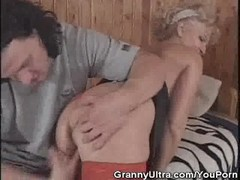 Stripped And Fingered Granny Thumb