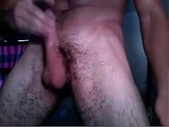 Hot Muscled Stud Strips and Wanks on Webcam Thumb