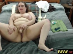 Sexy Horny BBW CaseyAnneMoon with a strong desire to please - BBW-SEXY.com Thumb