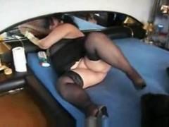 German mature masturbation Thumb