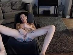 German Porno Star Real Morgan Bailey cum (2016.08.24) Thumb