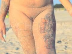 Playing on the Nude Beach shot by KapcheroticaVidz Thumb