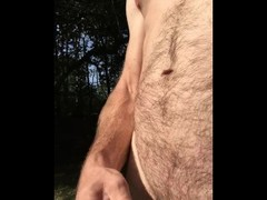 Dutch Jerking and cumming Thumb