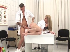 Nurse in action - DDF Productions Thumb