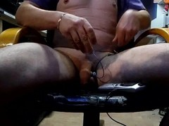cock estim sound and nettles cum tribute jezz Thumb