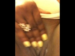 MRSANDMRSBORDEAUX: Pussy Fingering Til I Bust All Over The Place Thumb
