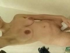 Solo shower fuck Thumb