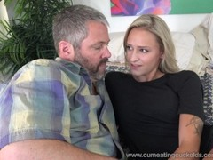 Emma Hix and Husband Fuck Her Young Stud Friend Thumb