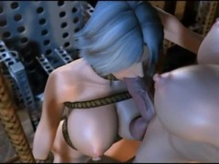 Extreme anal sex in cartoon fantasy Thumb