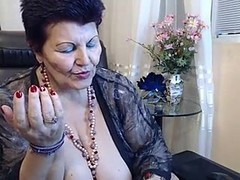 Deutsche dance big tits mature Thumb