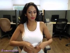 Petite Indian Desi Wife Public Masturbation At Work In Public Office Thumb