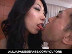 Chris Ozawa perfect hardcore scenes in POV Thumb